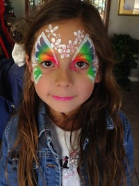 Professional face painting and balloon designing Jackson