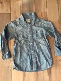 BOY'S DENIM SHIRT