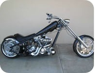 2005 Ironhorse LSC chopper Clive, 50325