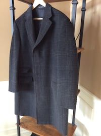 Men's Italian Wool Coat Edmonton, T6W 0H3