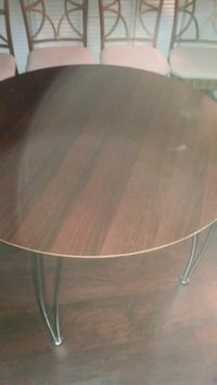 Modern Espresso Dinning Table cash and carry only Waldorf, 20602