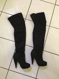 Over the knee boots Burnaby, V5C 2R5