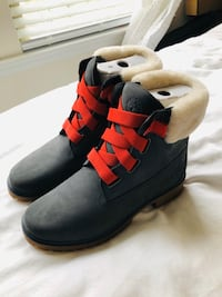 Madewell Timberland Jayne Boots (Size 8) - BRAND NEW Aldie, 20105