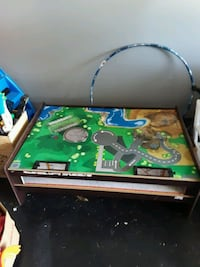 Train table $15. Haslet, 76052