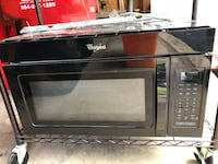 black and gray microwave oven Martinsburg, 25403