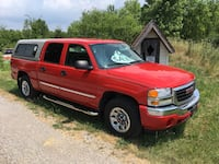 red GMC SUV Fort Erie, L0S