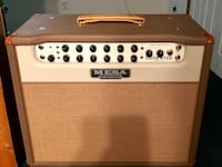 Mesa Boogie Lone Star Amp. Sounds amazing!!  No trades!! Ranson, 25438