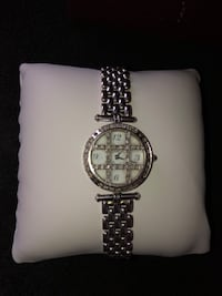 All 14K watch and bracelet with Real Diamonds 780 km