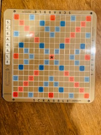 Scrabble (Deluxe Edition) Annandale, 22003