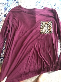 PINK BRAND LONG SLEEVES SZ LARGE Brampton, L6R