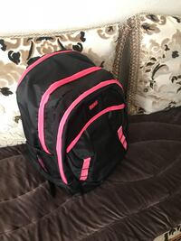 black and red Nike backpack Rockwall, 75087