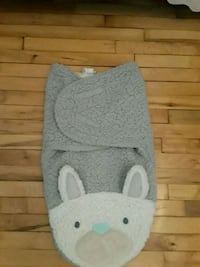Cute Baby Snuggle Blanket Bunny adorable
