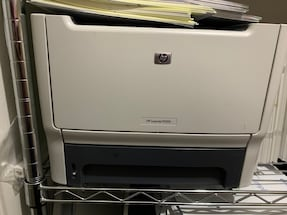 4 Laserjet Printers available