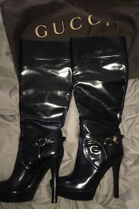 Authentic Gucci Boorts  Vancouver, V5R 6E7