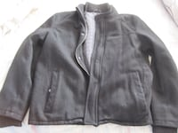 Black Le Chateau Wool Spring and Fall Jacket - Size Large   Winnipeg