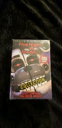 Five Nights At Fredd's book collection  Centennial, 80122