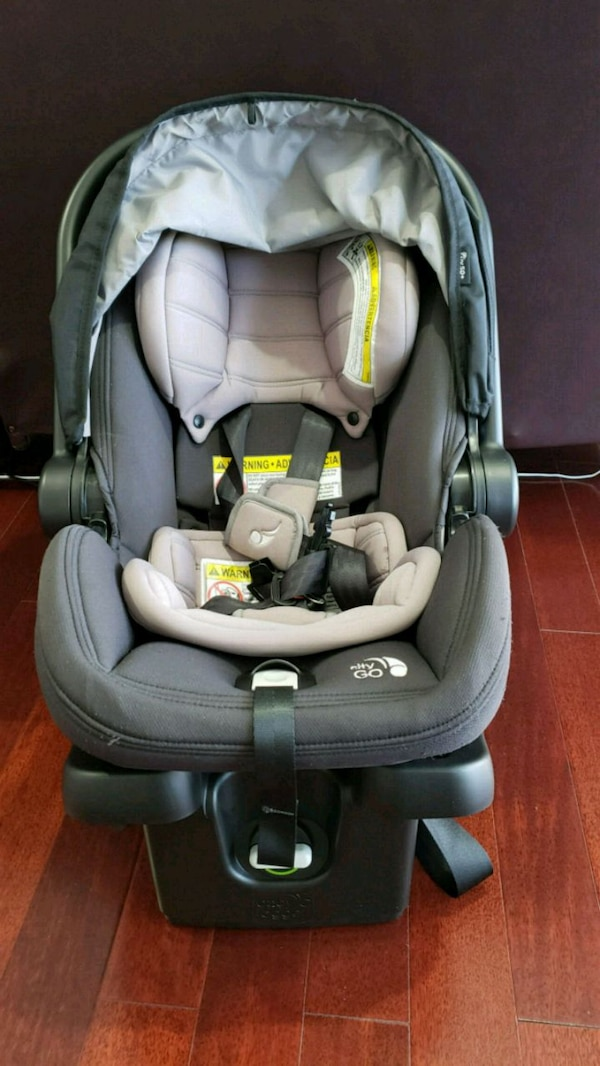 Infant Car Seat And Base City Go Baby Jogger