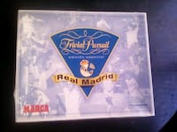 Marca.trivial pursuit.real madrid Barcelona, 08003
