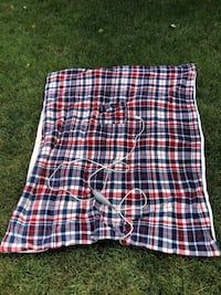 ELECTRIC HEATED FLEECE BLANKET  Oakville, L6H 6K5