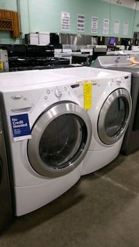 Whirlpool electric set dryer/washer 27inches!  Hempstead, 11550