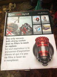 BNIB Dyson Big Ball Cinetic Multi Floor Vancouver, V5X 1T4