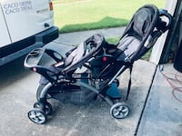 Sit and stand double stroller Jacksonville, 32225