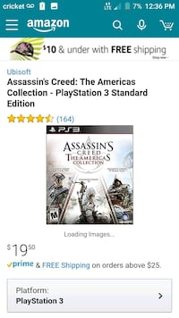 Assassins creed the America's collection  Kansas City, 66102
