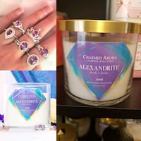 Charmed Aroma June Alexandrite Candle Langley, V2Y 0E8