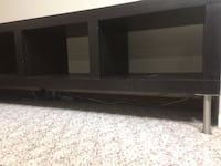 75in W x 15in D x 20in H floor or wall mount shelf. Read comment Apple Valley, 55124