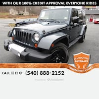 2008 Jeep Wrangler Unlimited Sahara Stafford, 22554