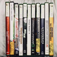 Assorted Xbox 360 games New York, 10032