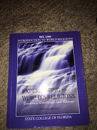 Text Book World Religions