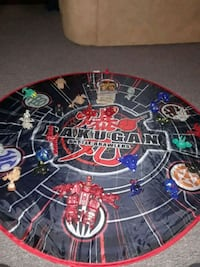 Bakugan  arena 31 bakugan 65 cards Waterford Township, 48327