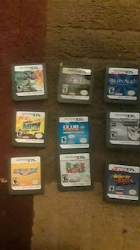 Nintendo Ds games  Earlville, 60518