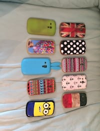 10 Cover in silicone Samsung galaxy s3 mini Adelfia, 70010