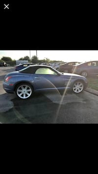 chrysler crossfire - crossfire - 2006 Cleveland, 37312