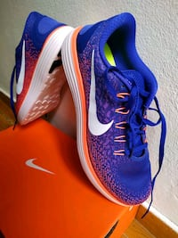 Nike free run distance  8277 km
