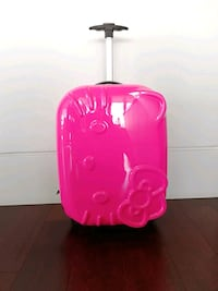 """Hello Kitty 18"""" Rolling Luggage Hard Suit Case  Vancouver, V6Z 0A5"""