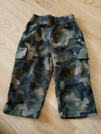 blue and gray camouflage pants Victoria