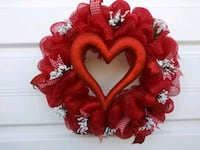 red and white floral wreath New Port Richey, 34652