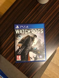 Watch Dogs - PS4 , 34360