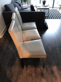 Leather chairs (originally purchased for $250) Toronto, M5V 3V6