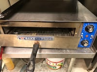 Silver bakers pride pizza oven Front Royal, 22630