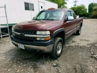 Chevrolet - Silverado - 2002 Williamsburg