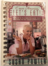 C'mon America, Let's Eat! Susan's Favorite Low-Fat Recipes To Fit Your Lifestyle