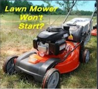 lawn mower repair Whitby