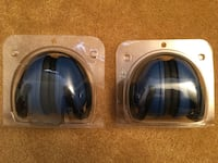 2 PELTOR ( Adjustable Safety Ear Protection) Brand New Silver Spring, 20904