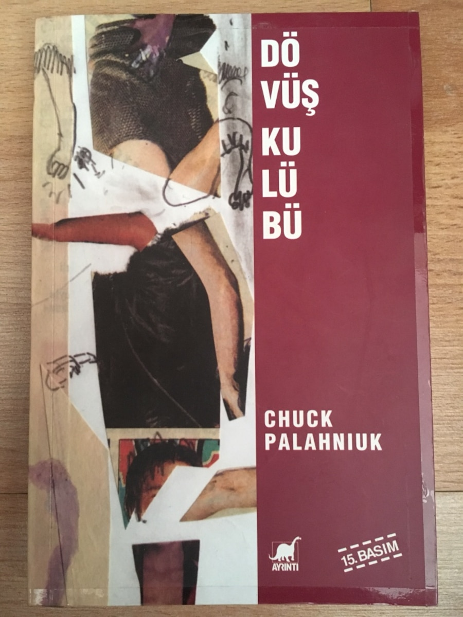 an analysis of the fight club by chuck palahniuk Fight club: a novel [chuck palahniuk] on amazoncom free shipping on qualifying offers the first rule about fight club is you don't talk about fight club in.