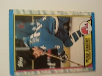 peter stastny trading card 791 km