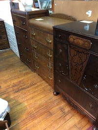 Dressers and Chest of Drawers Galore